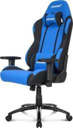 Fotel Akracing Core EX Czarno-niebieski (AK-EX-BL/BK)