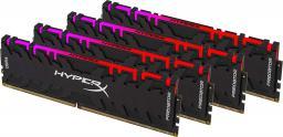 Pamięć Kingston Predator RGB, DDR4, 64 GB,3000MHz, CL15 (HX430C15PB3AK4/64)