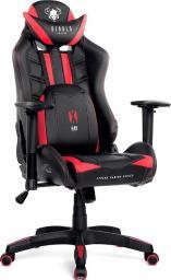 Fotel Diablo Chairs X-RAY model S CZARNO-CZERWONY (5902560336146)