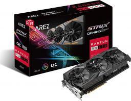 Karta graficzna Asus AREZ Strix RX 580 OC GAMING, 8GB GDDR5 (90YV0AK5-M0NA00)