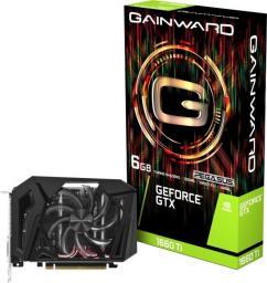 Karta graficzna Gainward GeForce GTX 1660Ti Pegasus 6GB GDDR6 (426018336-4375)
