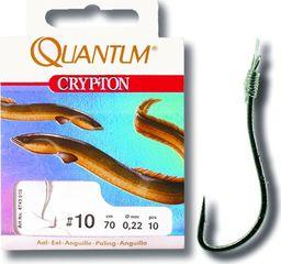 Quantum #1/0 Crypton Wegorz Przypon nikiel 0,35mm 70cm 10szt (4743100)