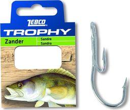 Zebco #1/0 Trophy Sandacz Przypon 0,35mm 0,70m 4szt (4390100)