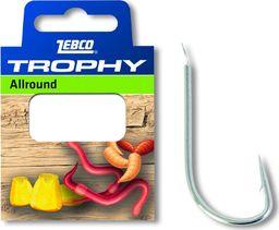 Zebco #4 Przypon Trophy Uniwersalny 0,30mm 0,70m 10szt (4379004)