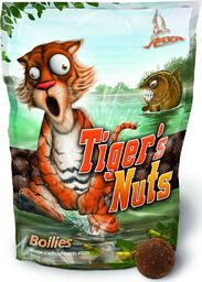 Radical Baits Tiger's Nuts Kulki proteinowe Ø16mm 1kg (3938001)