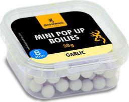 Radical Baits Mini Pop-up, nawiercona bialy/naturalny Czosnek Ø10mm 30g (3902206)