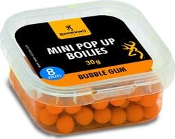 Radical Baits Mini Pop-up, nawiercona pomaranczowa Guma Balonowa Ø10mm 30g (3902203)