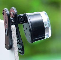 Zebco Latarka LED z klipsem (9895032)
