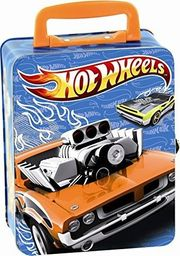 Theo Klein Theo Klein Hot Wheels Car Collection Case