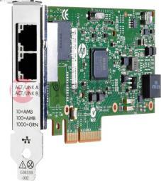 Karta sieciowa HP Ethernet 1Gb 2-port 361T Adapter 652497-B21
