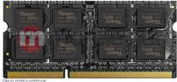 Pamięć do laptopa Team Group DDR3 SODIMM 4GB 1600Mhz CL11 (TED34G1600C11-S01)