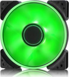 Fractal Design Prisma SL-12 Zielony 120mm (FD-FAN-PRI-SL12-GN)