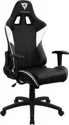 Fotel Aerocool THUNDER3X EC3 AIR Czarno-Biały (AERO-EC3-BW)