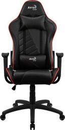 Fotel Aerocool AC-110 AIR BLACK / RED (AEROAC-110-AIR-BR)