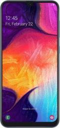 Smartfon Samsung Galaxy A50 128 GB Dual SIM Biały  (SM-A505FZW)