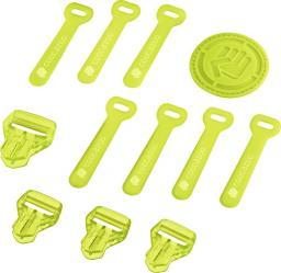 Coocazoo Zestaw elementów wymiennych Special,  Translucent Yellow do plecaków z systemem MatchPatch