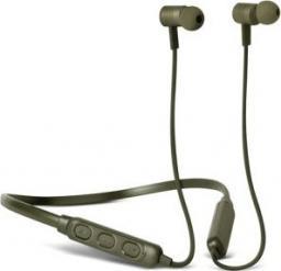 Słuchawki FRESH N REBEL BAND-IT BLUETOOTH DOKANAŁOWE ARMY