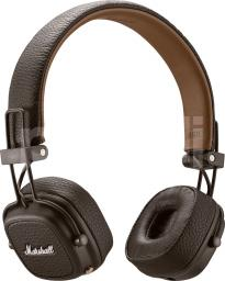 Słuchawki Marshall MAJOR III Bluetooth Brązowe
