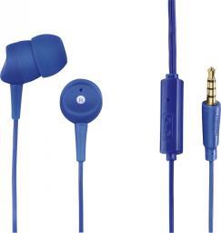 Słuchawki Hama Basic4Phone Niebieskie