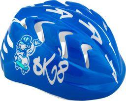 Spokey Kaski na rolki Chopper niebieski r. 44-48 (924797)