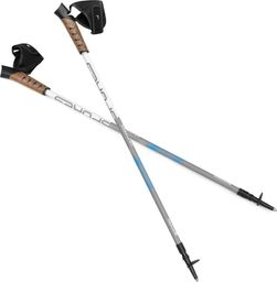 Spokey Kije nordic walking - NEATNESS II Kije NW WT/GY/BL