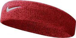 Nike Opaska na głowę czerwona