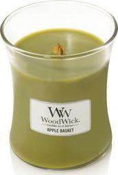 WoodWick świeca w szkle średnia Apple Basket 114mm x 98mm (92056E)