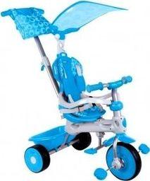 Madej Madej BABY TRIKE (2014 edition) Niebieski rowerek trójkołowy wieloetapowy uniwersalny