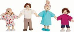 Plan Toys Nowoczesna rodzina lalek (PLTO7142)