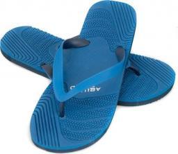 AquaSpeed Klapki basenowe Palermo niebieskie  r. 40