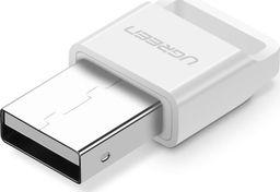Adapter Ugreen bezprzewodowy adapter Bluetooth 4.0 - biały