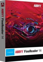 Program ABBYY FineReader 14 Corporate aktualizacja