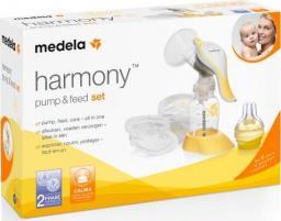 Medela Laktator ręczny Harmony Pump&Feed Set