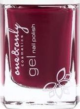 One&Only Lakier do paznokci Gel Nail Polish 22 Red Violet 10ml