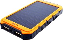 Powerbank Sunen 6000mAh (22,2Wh) z panelem solarnym