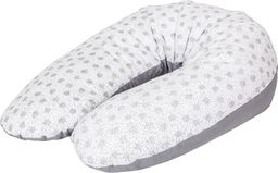 Ceba Ceba Baby, Wielofunkcyjna poduszka Cebuszka PHYSIO Multi, Stokrotki, 190 x 35 cm.