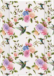 Ceba Przewijak twardy na łóżeczko Flora & Fauna Flores