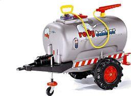 Rolly Toys Rolly Toys Cysterna z Rozpylaczem Srebrna uniwersalny