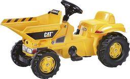 Rolly Toys Rolly Toys Traktor Kid Dumper CAT uniwersalny