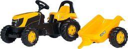 Rolly Toys Rolly Toys Traktor Kid JCB z Przyczepą uniwersalny
