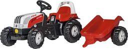 Rolly Toys Rolly Toys Traktor Steyer Kid z przyczepą uniwersalny