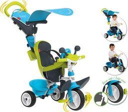 Smoby SMOBY Rowerek Baby Driver Komfort Niebieski uniwersalny