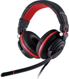 Słuchawki Thermaltake eSports Dracco Captain Black (HT-DRC009ECRE)