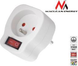 Maclean sieciowe z wyłącznikiem MCE13