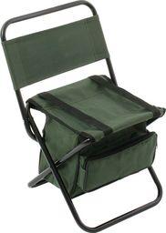 Mikado Krzesło Z Torbą 008 / Zielony