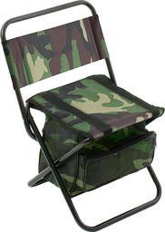 Mikado Krzesło Z Torbą 008 / Camouflage