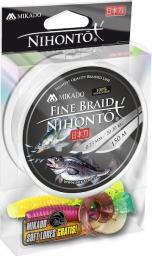 Mikado Plecionka Nihonto Fine Braid 014 White 150M + Gratis