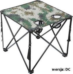 Mikado Składany Stolik Karpiowy (Digital Camouflage) (49 X 49 X 45 Cm)