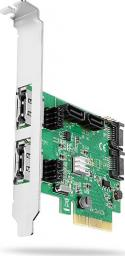 Kontroler Axagon PCES-SH4