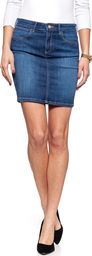 Wrangler WRANGLER SKIRT AUTHENTIC BLUE W29H9193F L
